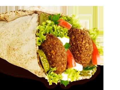 Falafel- Mosaik